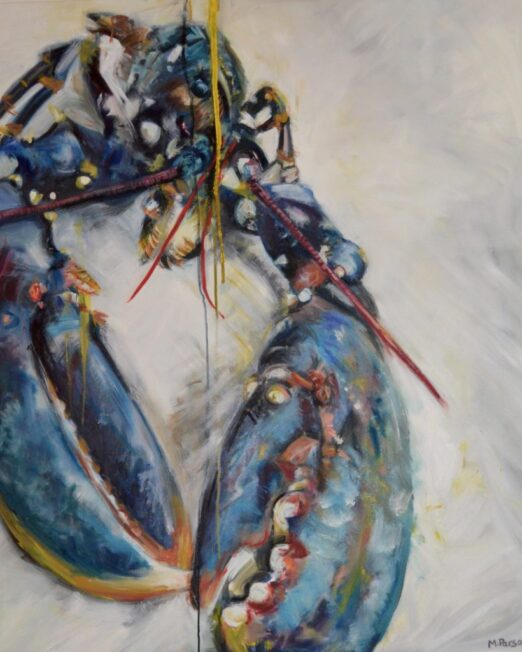 Yellow-Lobster-100cm-x-70cm-1-863x1024