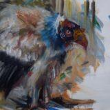 King Vulture Study