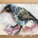 Myna Bird Print, 29cm x 21cm