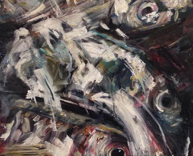 Fish-Eyes-Paintings