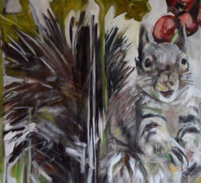 Squirrel commission