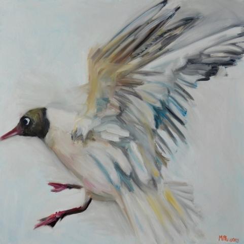 BHG One, oil on canvas