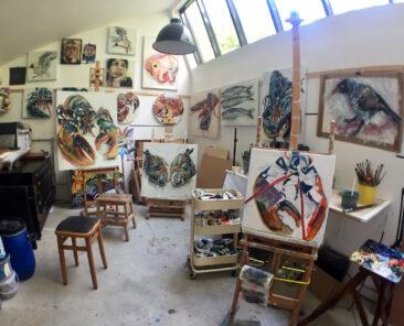 Busy Studio September 18