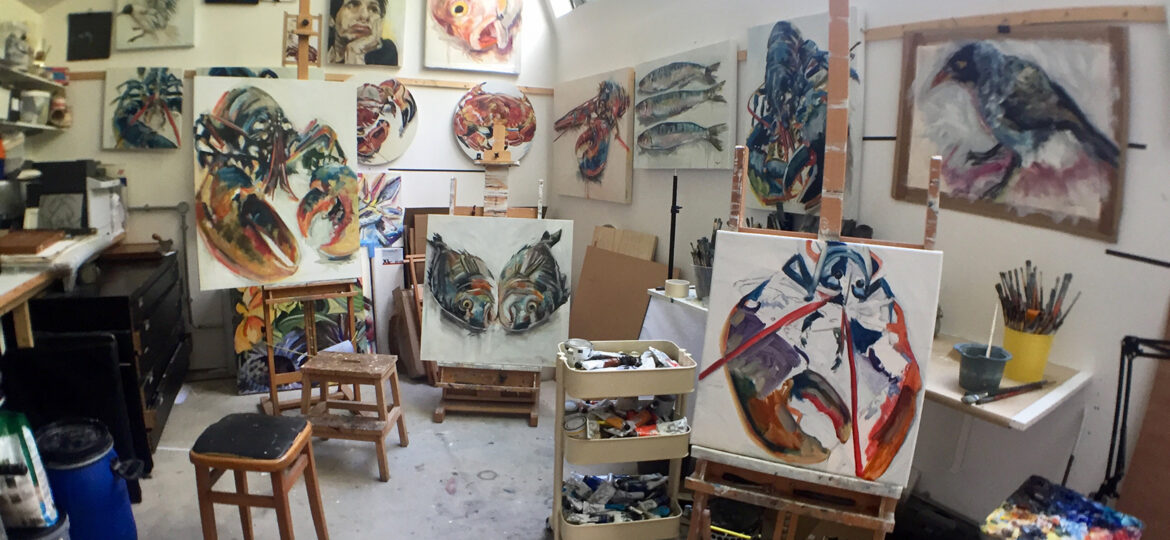Busy Studio September 18