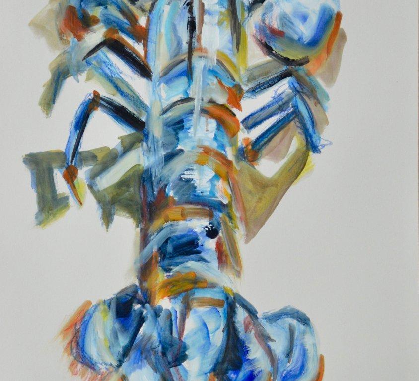 Flat Lobster Study