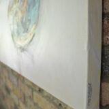 GL, 80 x 100cm oil painting on canvas