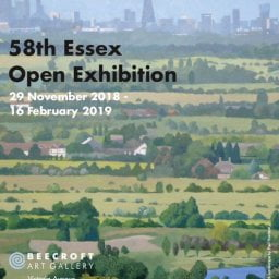 58th Essex Open Poster