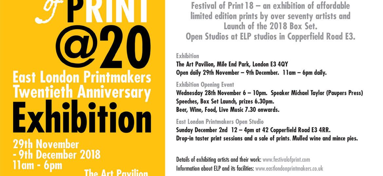 Festival of Print Details