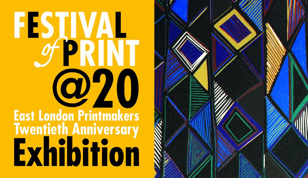 Festival of Print Poster