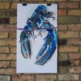 Long Paper Lobster
