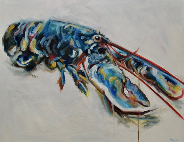 LGRB oil on canvas, 70 x 90cm