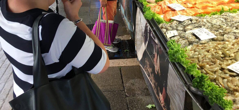Rialto Fish Market, Venice