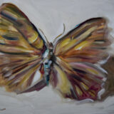 Small Butterfly painting
