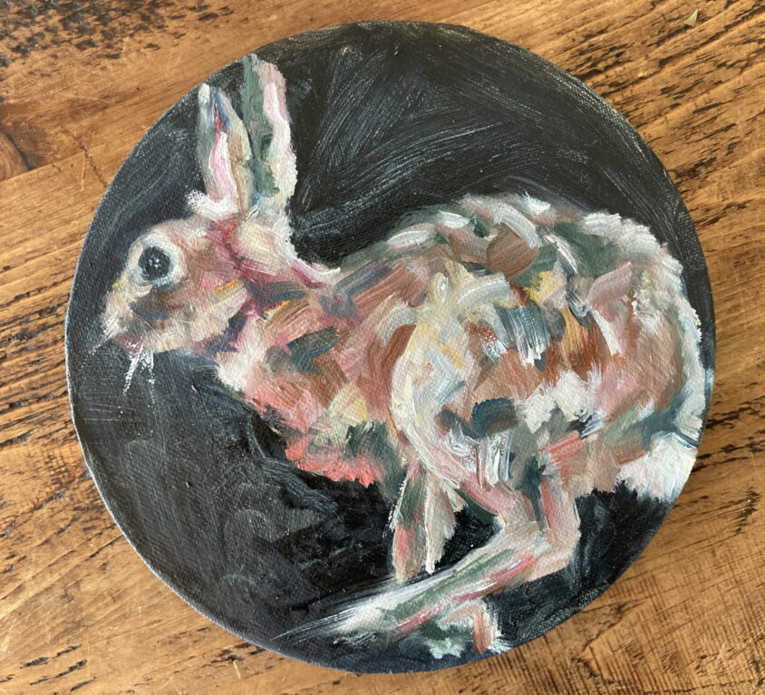 Round Hare Two