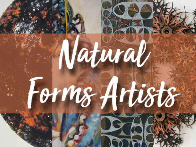 Natural Forms Artists, www.theartyteacher.com