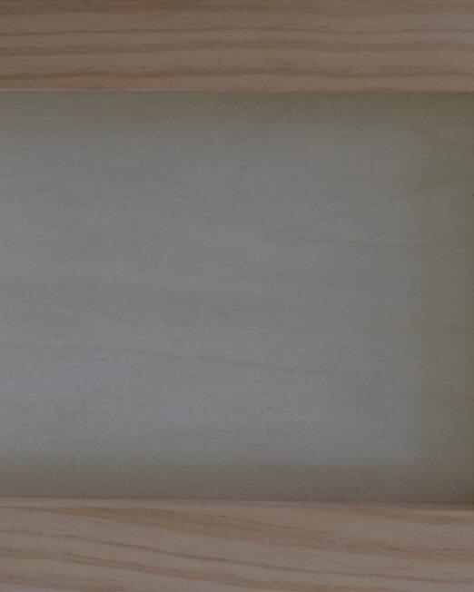 BBH 23 x 30.5cm, oil on 2cm wood panel