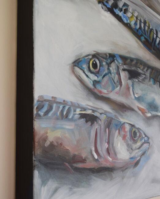 TMOP 50 x 70cm, oil on canvas
