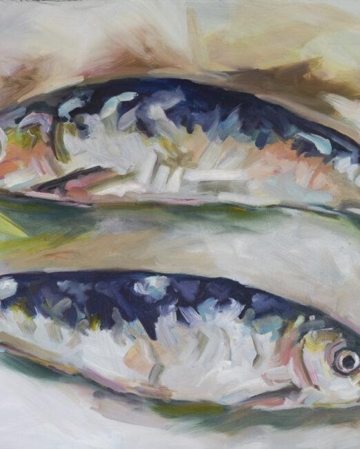 TSOP 50 x 70cm, oil on canvas