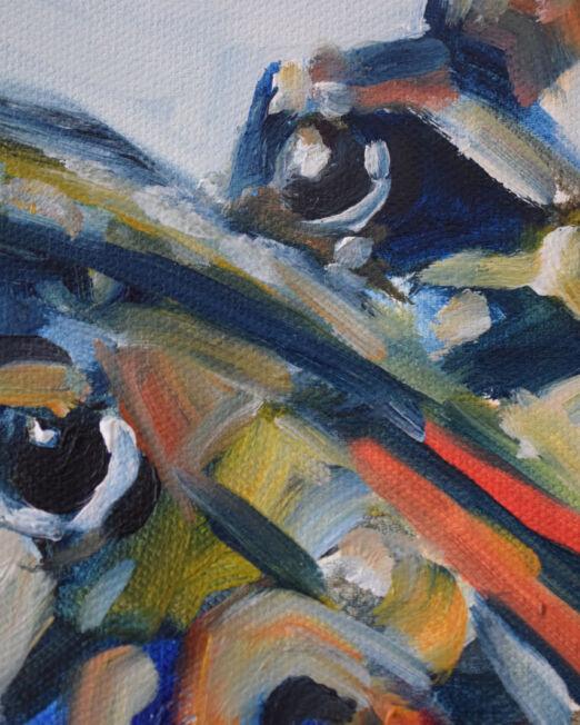 BORC 61 x 76cm, oil on canvas
